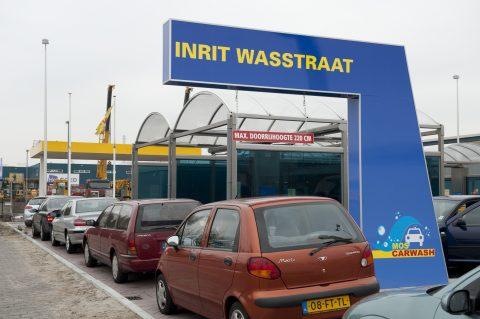 Inrit, Carwash