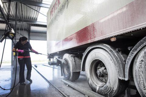 truckwash, carwash, wasstraat, wassen