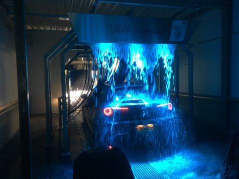 Ace Carwash Systems, Lavawash, Lavaboog, Polishboog