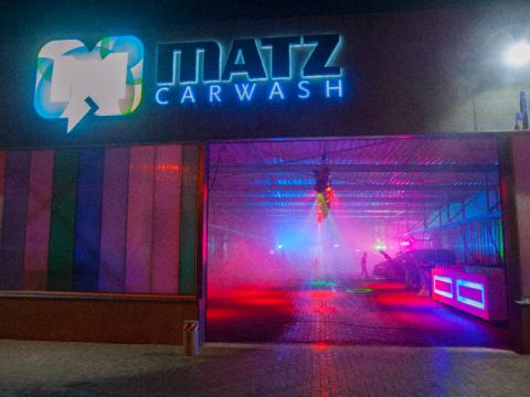 Matz carwash, disco wash, washtec, themawash