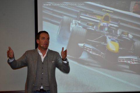 Robert Doornbos, formule 1, Gorinchem, Red Bull, carwash