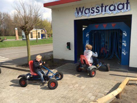 Plaswijckpark, wasstraat, Rotterdam, Carwash, Washtec