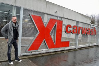 XL Carwash, Guy Proost, wasstraat, Kontich