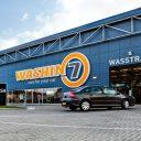 Washin7, Eindhoven, wasstraat, carwash