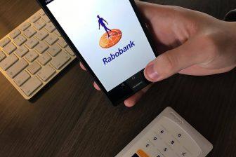 Rabobank, app