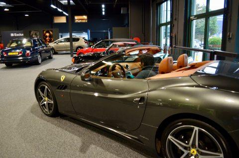 Luxe auto's, Ferrari, Rotterdam, 2BE Exclusive
