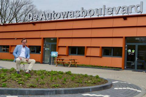 De autowasboulevard, Ingmar Verbeek