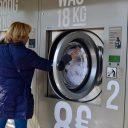 Dekbed, wasmachine, Prontophot