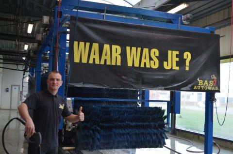 Bas Autowas, Zwolle