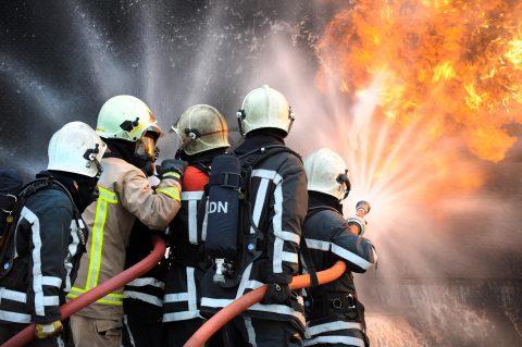 Brandweer, Nederland