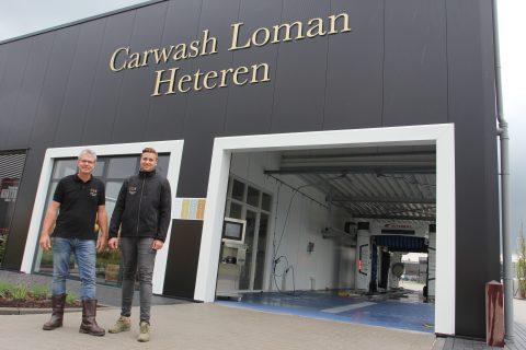 Carwash Loman, Heteren