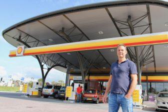 Shell, De Rijp, Rik van den Bosch