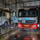 truckwash, Rotterdam
