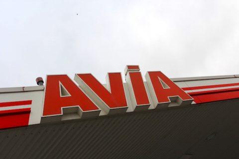 Avia, Logo