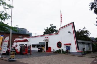 Avia, Glanerbrug, tankstation