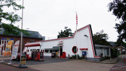 Avia, Glanerbrug, tankstation