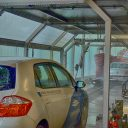 XL carwash, wasstraat
