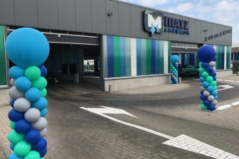 Matz Carwash, Deventer
