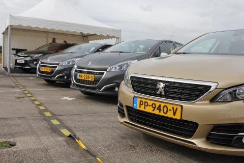 Peugeot, auto's