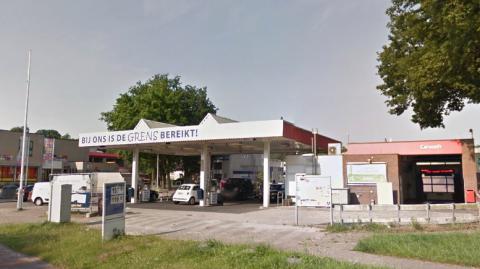 Tankstation, OK