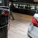 Mercedes, elektrisch