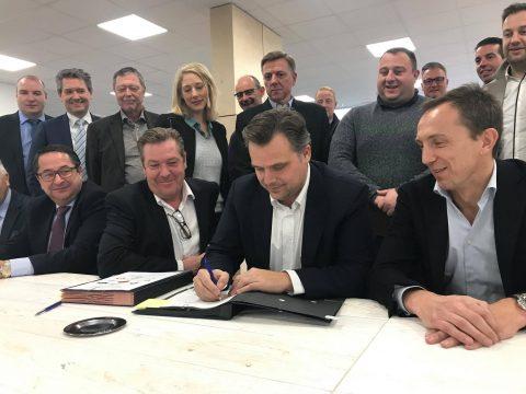 Philippe de Backer, BBRV, carwash, sector, plan eerlijke concurrentie