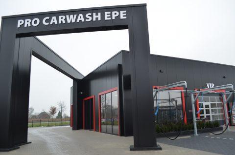 Pro, carwash, Epe, istobal, eenzet