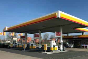 Shell, Roosendaal, klik