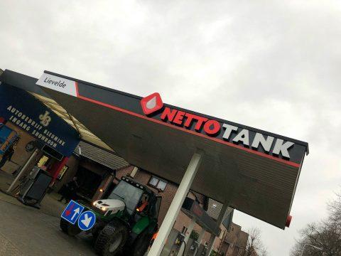 Netto Tank,
