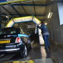 Carwash Druten, wasstraat