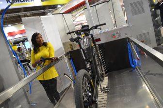 Bikewash, Autotechnika