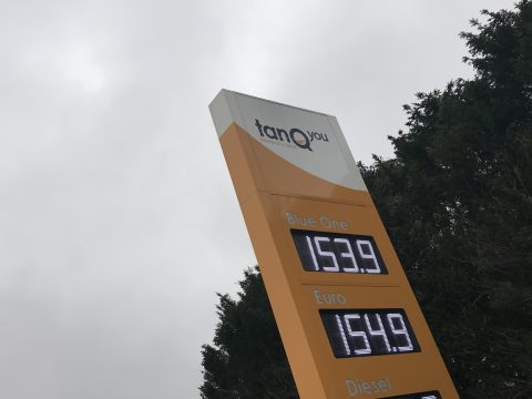 TanQyou, tankstation