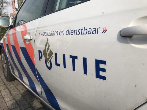 Politie, auto