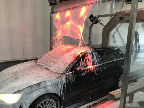 DICO Foamer Boog, Helder Carwash