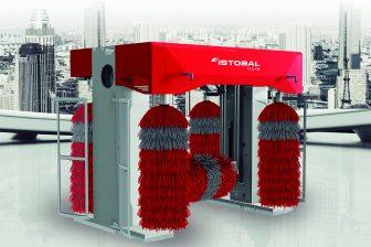 Flex5, istobal, roll-over, carwash