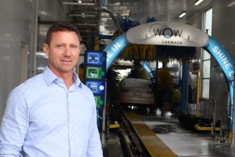 WoW Carwash, Carwash, Las Vegas, Scott Wainwright