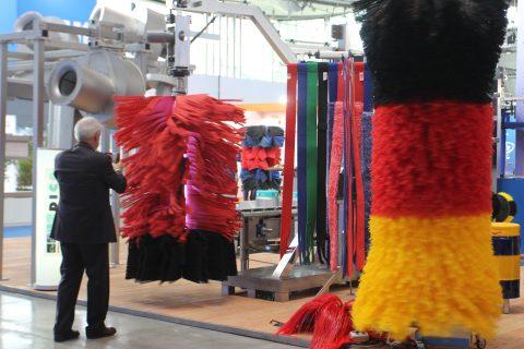 Carwash, Borstels, DICO, Uniti Expo