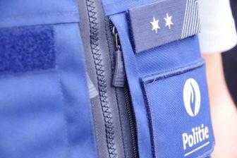politie, belgie, carwash, vlas