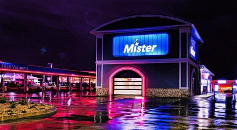 Mister, Car Wash