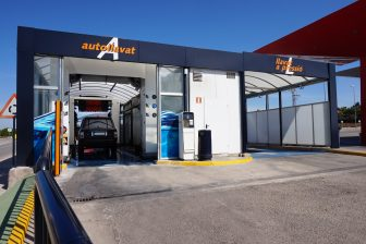 Repsol, Istobal, carwash