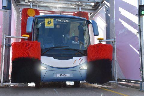 HW'Express, truckwash, buswash