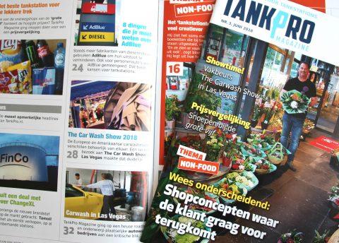 Tankpro magazine