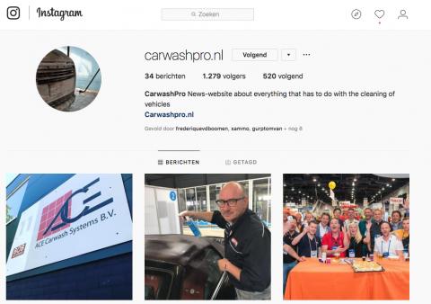 Instagram, carwash