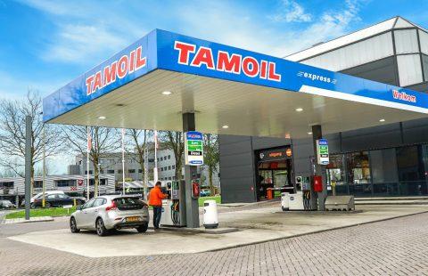tamoil, express, tankstation