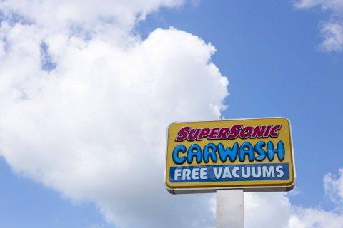 Super Sonic, Express, Carwash, Mississippi
