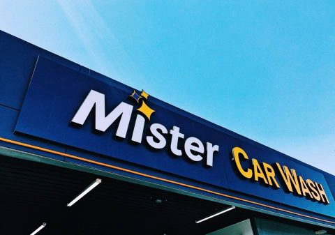 Mister Car Wash, carwash,