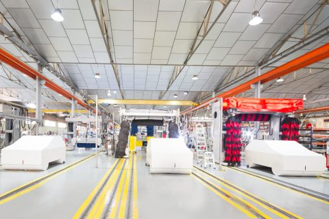Istobal, Roll-overs, fabriek