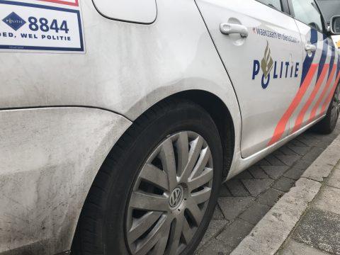 Politie, politiewagen