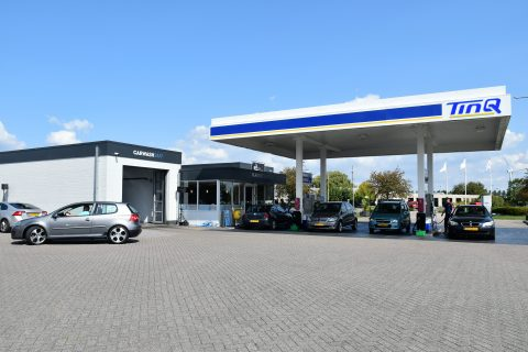 opening, TinQ, EenzetCarwash, FlakkeeCenter