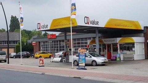 OQ Value, tankstation